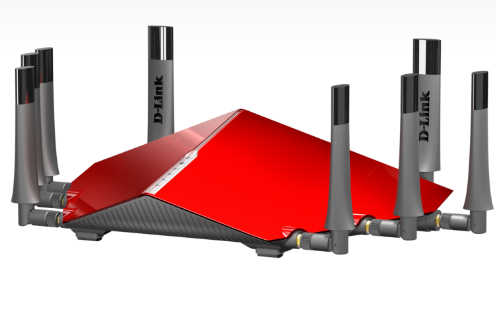 D-Link DIR-895L Wireless AC5300 MU-MIMO Ultra Wi-Fi Router