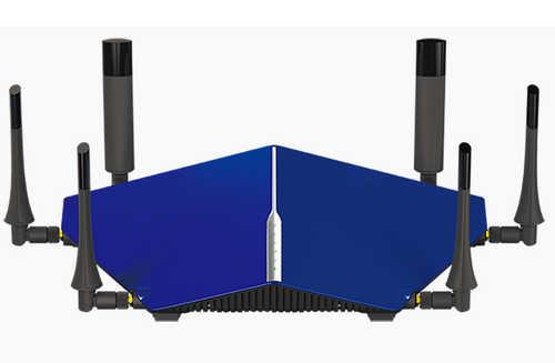 D-Link DSL-4320L TAIPAN - AC3200 Ultra Wi-Fi Modem Router
