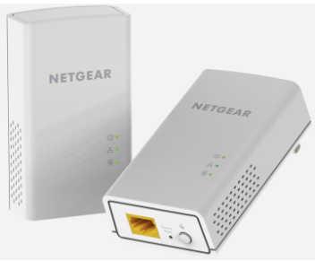 Netgear PL1000-100AUS Powerline 1000 Mbps 1 Gigabit Port WiFi Range Extender