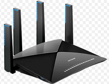 Netgear R9000-100AUS Wireless AD7200 Nighthawk X10 Smart WiFi Router