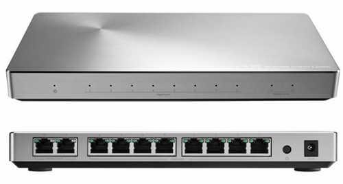 10-Ports ASUS XG-U2008 Unmanaged Switch
