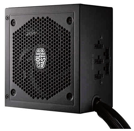 650W Coolermaster MasterWatt 80 Plus Bronze Modular Cables Management Power Supply