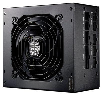 750W Coolermaster MWE Gold 80 Plus Modular Cables Management Power Supply