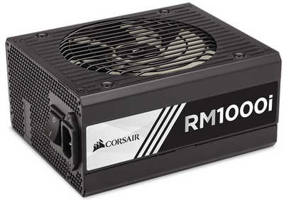 1000W Corsair RM Series RM1000i 80 PLUS Gold Modular Cables Management Power Supply