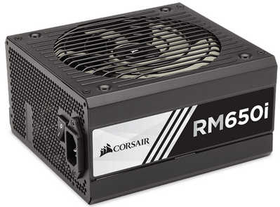 650W Corsair RM Series RM650i 80 PLUS Gold Modular Cables Management Power Supply