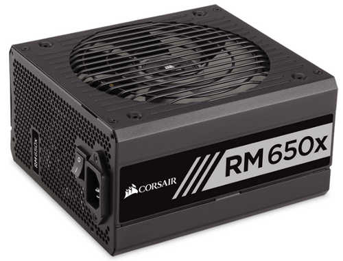 650W Corsair RMx Series RM650x 80 PLUS Gold Modular Cables Management Power Supply