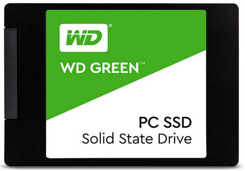 "240GB 2.5"" Western Digital WD Green WDS240G2G0A SATA III 6.0 Gb/s Solid State Disk (SSD)"
