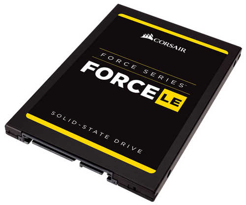"480GB 2.5"" Corsair Force Series LE SATA III 6.0 Gb/s Solid State Disk (SSD)"
