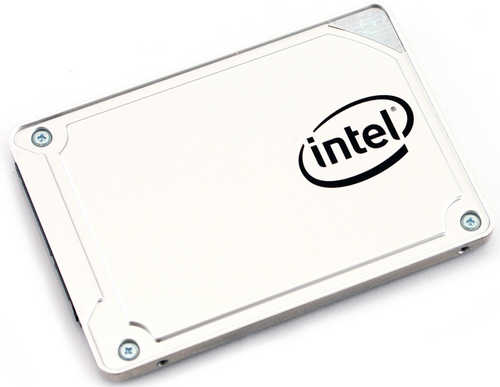 "256GB 2.5"" Intel 545s Series SATA III 6.0 Gb/s TLC Solid State Disk (SSD)"