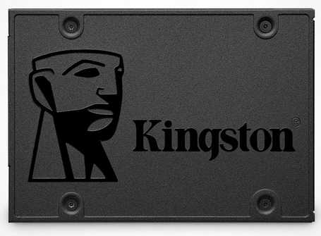 "240GB 2.5"" Kingston SA400S37/240G A400 SATA III 6.0 Gb/s Solid State Disk (SSD)"