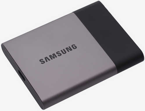 2TB 2000GB Samsung T3 PT2T0B/WW External Portable Solid State Disk (SSD)