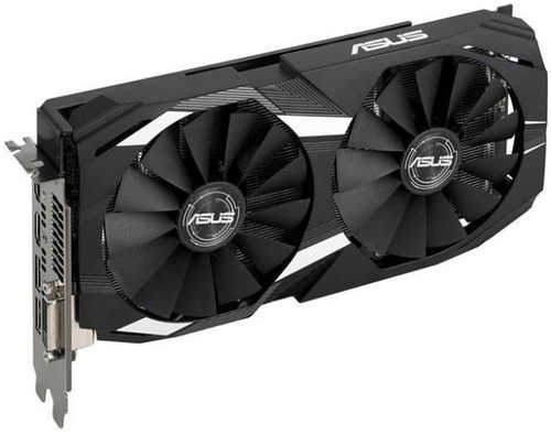 ASUS DUAL-GTX1050-O2G-V2 Expedition GTX 1050 2GB GDDR5 128-bit, DVI, HDMI, DisplayPort