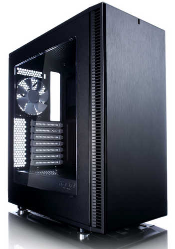 Fractal Design Define ATX C USB3.0 Black Tower Case with Side Window