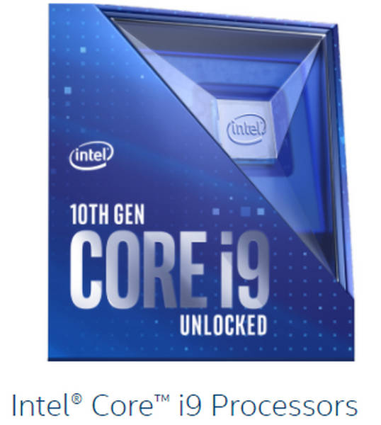 Intel 10th Generation Comet Lake BX8070110900 i9 10900 20M Cache, up to 5.20 GHz LGA1200 CPU