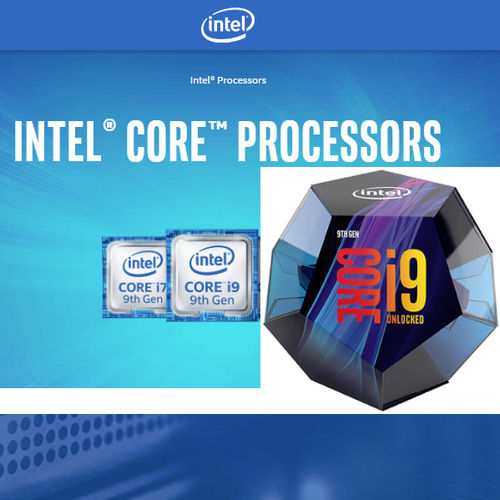 Intel Cores 8 BX80684I99900KF i9 9900KF 3.60GHz 16MB Cache LGA1151 CPU (no CPU Cooler, No Integrated Graphic Card)