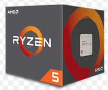 AMD Ryzen 5 2400 Quad cores 3.6GHz Max 3.9GHz 4MB Cache Socket AM4 CPU