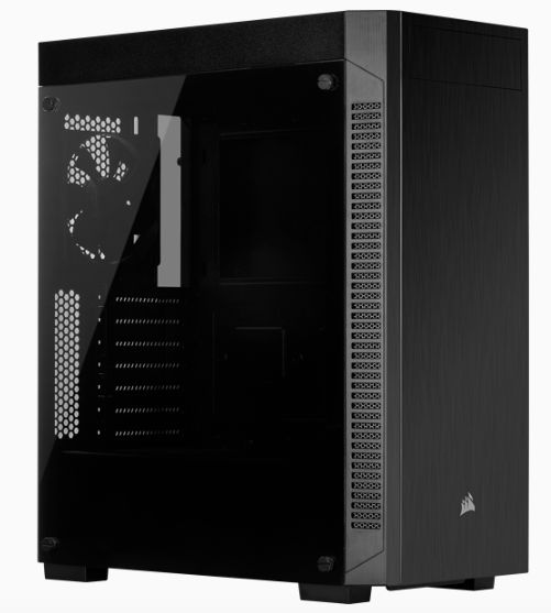 Corsair Carbide 110R Tempered Glass Mid-Tower ATX Case