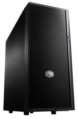 Coolermaster Silencio 452 Tower Case