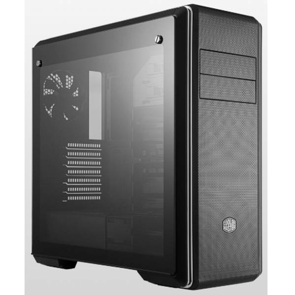 Coolermaster MasterBox CM694 Tempered Glass Tower Case with Side Window Panel