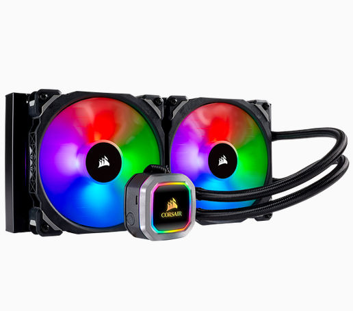 Corsair Hydro Series H115i RGB PLATINUM 280mm Liquid CPU Cooler