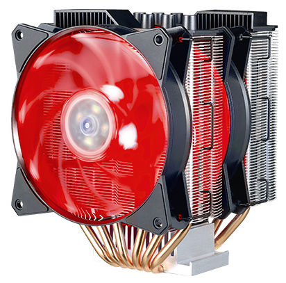 Coolermaster MAP-D6PN-218PC-R1 MasterAir MA620P Universal Socket CPU cooler