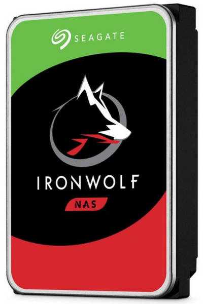 8TB 8000GB Seagate ST8000VN004 IronWolf NAS HDD SATA III 6.0Gb/s 7200RPM 256MB Cache for NAS Systems
