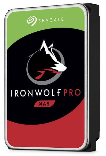 10TB Seagate ST10000NE0008 IronWolf Pro NAS HDD SATA III 6.0Gb/s 7200RPM 256MB Cache for NAS Systems