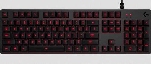 Logitech G413 Black Mechanical Backlit Gaming Keyboard