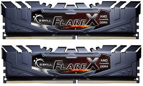 32GB DDR4 G.Skill Flare X F4-2400C15D-32GFX 2400MHz CL15-15-15-39 (2x16GB)