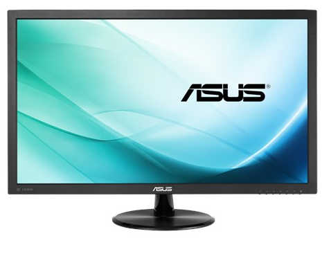 "24"" ASUS VP247HAE 5ms HDMI Eye Care LED Monitor"