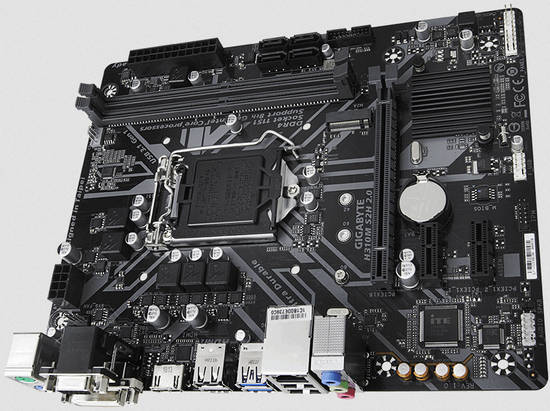Gigabyte GA-H310M-S2H 2.0 Intel 9th and 8th LGA1151, Int. Graphic, DDR4 2666MHz mATX