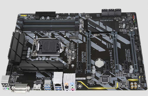 Gigabyte GA-Z370-HD3 Intel Z370 LGA1151, 4xDDR4, PCIE, Int. Graphic, USB3.1