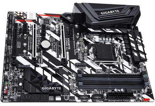 Gigabyte GA-Z370XP-SLI Intel Z370 LGA1151, 4xDDR4, PCIE, Int. Graphic, USB3.1