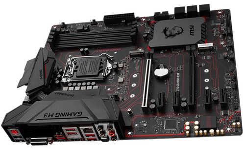 MSI H270 GAMING M3 Intel H270 LGA1151, 4xDDR4, PCIE, Int. Graphic, USB3.1