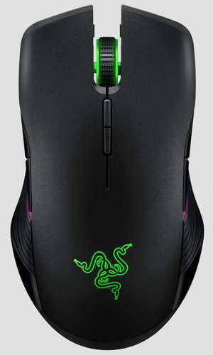 Razer Lancehead Ambidextrous Wireless Gaming Mouse