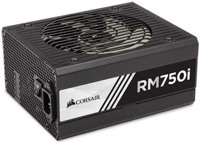 750W Corsair RMi Series RM750i 80 PLUS Gold Modular Cables Management Power Supply