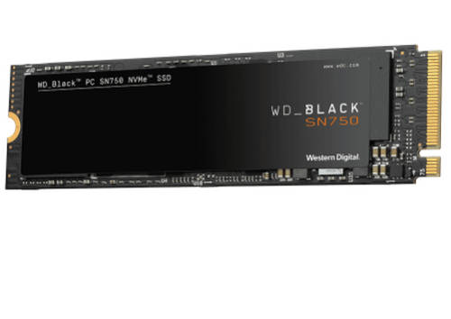 2TB Western Digital WD Black SN750 NVMe WDS200T3X0C M.2 SATA Solid State Disk (SSD)