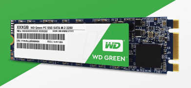 240GB Western Digital WD Green WDS240G2G0B 3D NAND, M.2  Solid State Disk (SSD)