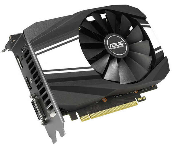 ASUS PH-GTX1660S-O6G Phoenix GTX 1660 SUPER OC Edition 6GB GDDR6 192bit, Core Clock up to 1830 MHz