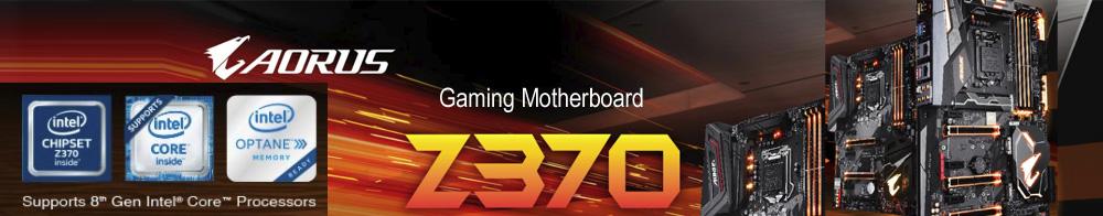 Z370 Motherboards