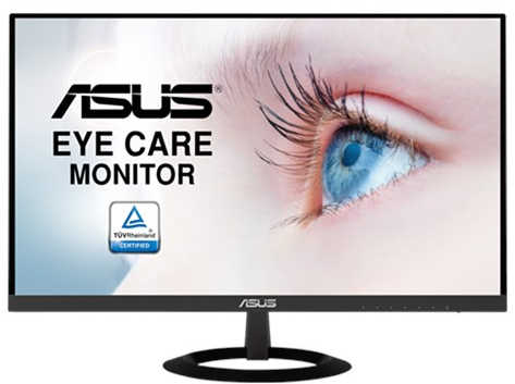 "27"" ASUS VZ279HE 5ms HDMI Eye Care Ultra-slim Frameless IPS Monitor"